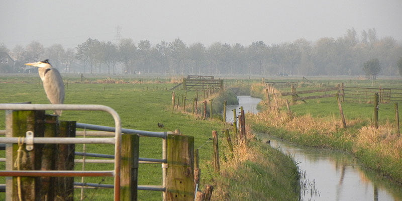 KA sloot in Waterschap Lee- en Rietsloot