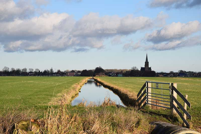 Wetering in Waterschap Blokhoven